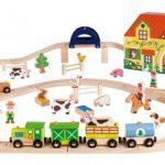 Prednosti uporabe lesenih igrač