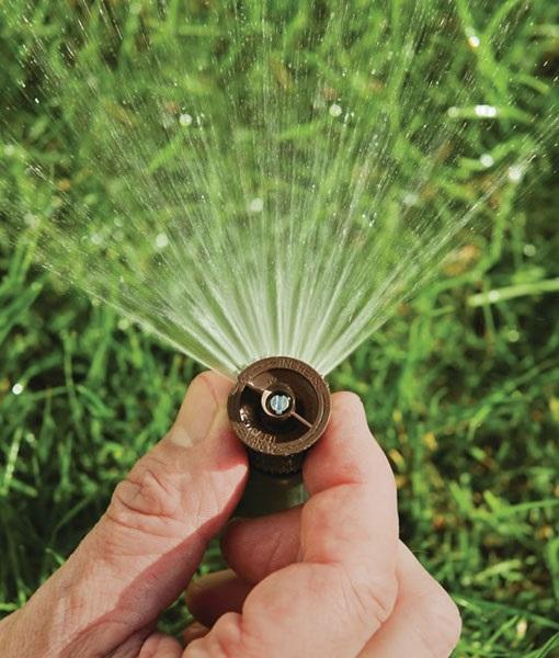Učinkoviti namakalni sistemi
