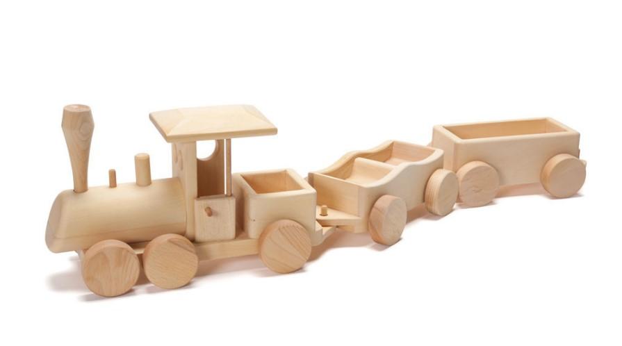 Vlakci iz lesa