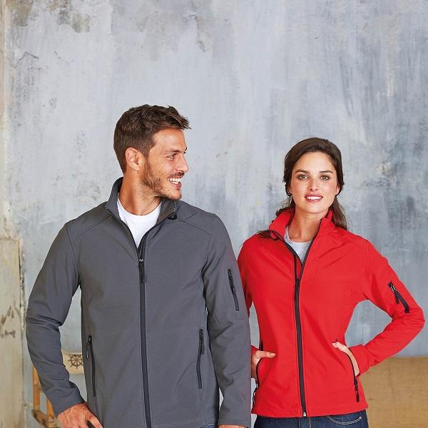 Softshell jakne za moške in ženske